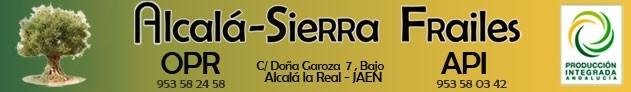 API Alcala -Sierra Frailes